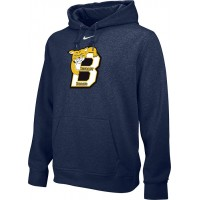 Bethany 20: Adult-Size - Nike Team Club Fleece Training Hoodie (Unisex) - Navy
