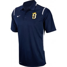 Bethany 18: Nike Men's Game Day Polo - Navy