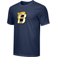Bethany 16: Adult-Size - Nike Combed Cotton Core Crew T-Shirt - Navy