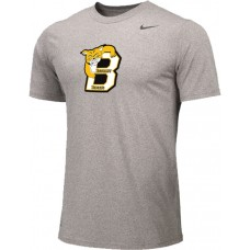 Bethany 10: Adult-Size - Nike Team Legend Short-Sleeve Crew T-Shirt - Gray