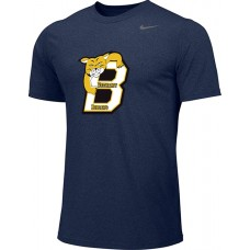 Bethany 10: Adult-Size - Nike Team Legend Short-Sleeve Crew T-Shirt - Navy