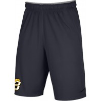 Bethany 25: Adult-Size - Nike Team Fly Athletic Shorts - Anthracite Gray
