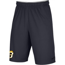 Bethany 26: Youth-Size - Nike Team Fly Athletic Shorts - Anthracite Gray