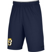 Bethany 25: Adult-Size - Nike Team Fly Athletic Shorts - Navy