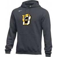 Bethany 20: Adult-Size - Nike Team Club Fleece Training Hoodie (Unisex) - Anthracite Gray